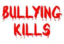 Bullying Kills
