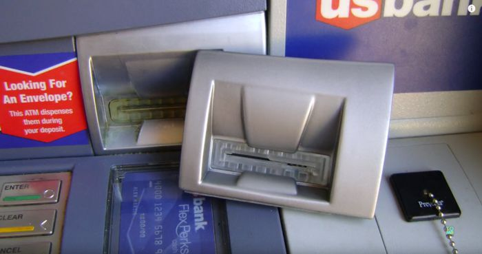 How to Detect an ATM Card Skimmer