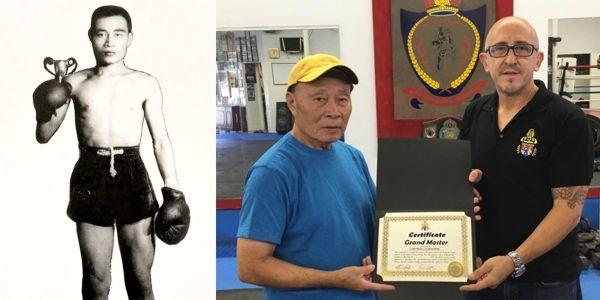 Grand Master Muaythai Award