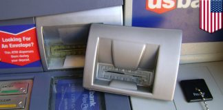 How to recognize an ATM Skimming