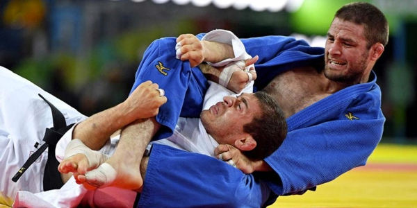 Judoka Travis Stevens Wins Silver