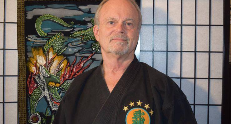 Richard Van Donk: Bujinkan Ninjutsu