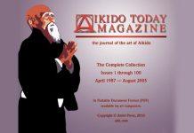 Aikido Today Magazine