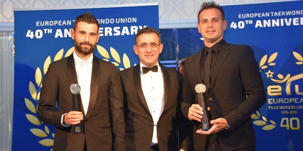 European Taekwondo Union 40 Years Anniversary Gala Awards