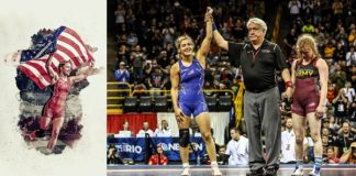Helen Maroulis wins Gold