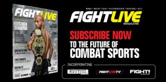 Fight Live Magazine