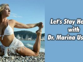 Lets Stay Healthy with Dr. Marina Ustinova