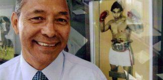 Eddie Mapula Kickboxing Champ
