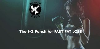 The 1-2 Punch for Fast Weight Loss