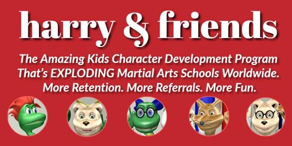Harry & Friends Character Development Program