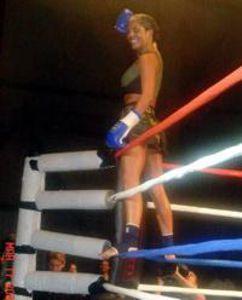 Lisa King Muay Thai