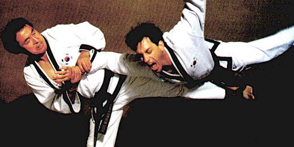 Han Mu Do founder Grandmaster Dr. He-Young Kimm.