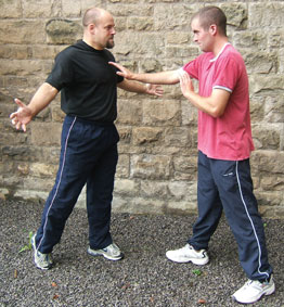 How to Spar for the Street: Part 2