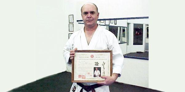 Kyoshi Andy Rodda