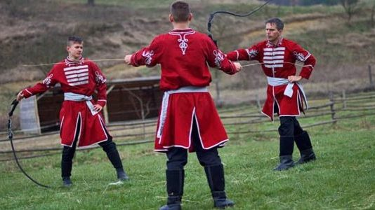 Baranta Hungarian Martial Arts