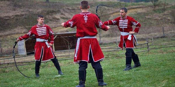 Baranta Hungarian Martial Arts