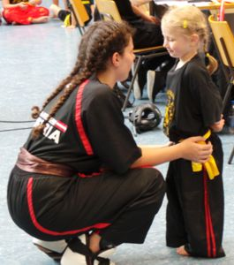 Martial Arts Child With Asthma