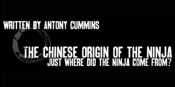 The Chinese Origin of the Ninja