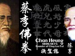 Chan Heung's Choy Li Fut