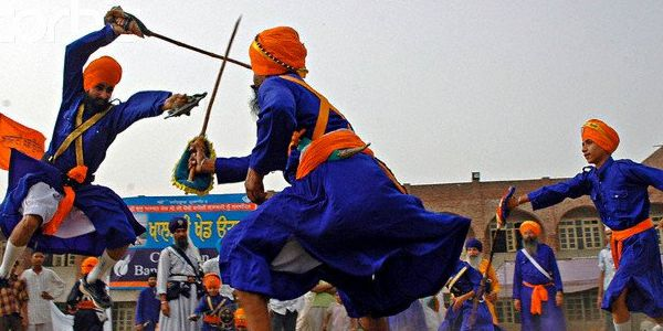 Gatka Martial Arts