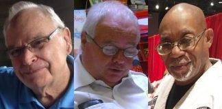 Don Schneider, John Wallace, Donald Miskel