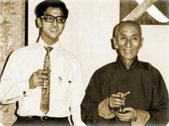 Leung Ting and Yip Man