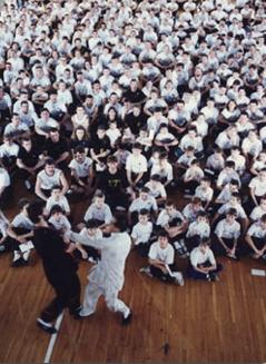 Leung Ting Teaching