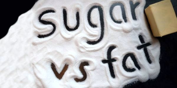 Sugar vs Fat