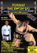 Totally Tae Kwon Do Issue #01