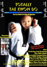 Totally Tae Kwon Do Issue #03