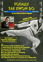 Totally Tae Kwon Do Issue #06