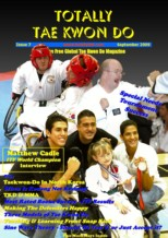 Totally Tae Kwon Do Issue #07
