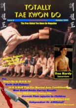 Totally Tae Kwon Do Issue #08