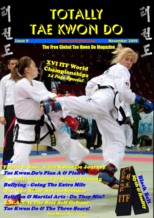 Totally Tae Kwon Do Issue #09