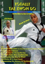 Totally Tae Kwon Do Issue #12