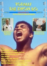 Totally Tae Kwon Do Issue #14