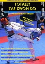 Totally Tae Kwon Do Issue #15