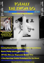 Totally Tae Kwon Do Issue #17