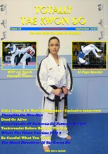 Totally Tae Kwon Do Issue #19