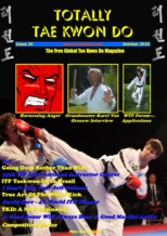 Totally Tae Kwon Do Issue #20