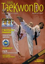 Totally Tae Kwon Do Issue #21