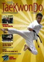 Totally Tae Kwon Do Issue #23