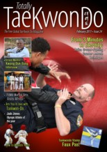 Totally Tae Kwon Do Issue #24