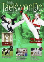 Totally Tae Kwon Do Issue #26