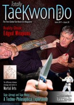 Totally Tae Kwon Do Issue #28