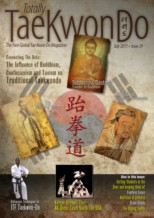 Totally Tae Kwon Do Issue #29