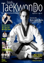 Totally Tae Kwon Do Issue #30