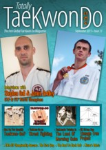 Totally Tae Kwon Do Issue #31
