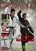 Totally Tae Kwon Do Issue #34