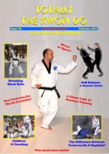 Totally Tae Kwon Do Issue #36